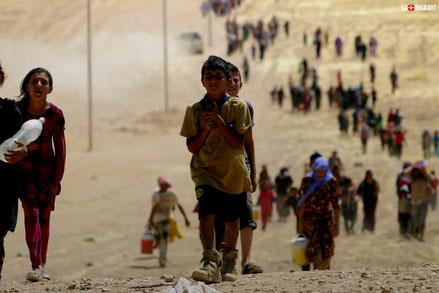 Грузия готова приютить Ассирийских беженцев