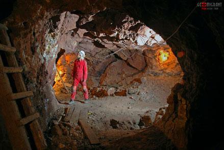 Грузинские археологи заявили об полном уничтожении древнего рудника в Сакдриси