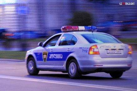 Возле парка Ваке мобилизованы сотрудники патруля и криминальной полиции