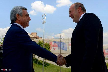 Армяно - Грузинские отношения могут серьезно ухудшиться