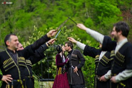 Самые дорогостоящие свадьбы в Грузии