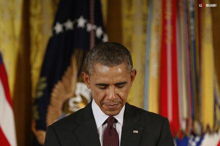 Барак Обама почтил память погибших Грузинских курсантов
