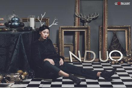 «N-DUO» - Грузинское слово в мировой моде