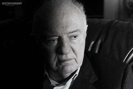 «Миг, муки, мгновенность»: В Грузии сняли фильм по мемуарам Эдуарда Шеварднадзе