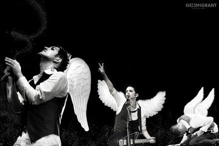 Рок-группа Placebo пожертвует свой гонорар пострадавшим в Тбилиси