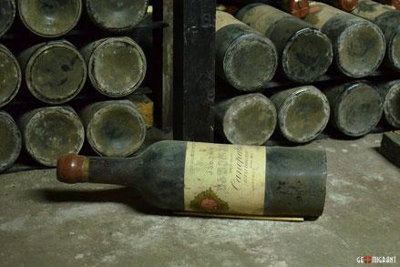 Бутылка «Саперави» в подарок каждому туристу в Грузии