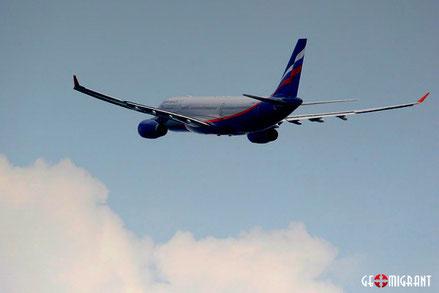 Грузия ожидает увеличения пассажиропотока на авиарейсах между Москвой и Тбилиси