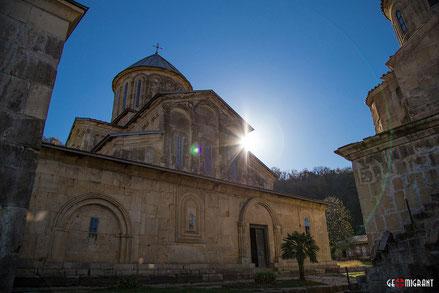 Архитектурный комплекс «Гелати» взят под особую защиту UNESCO как уникальнейший объект