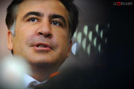 Грузия просит Закира Гаралова арестовать Саакашвили в Баку
