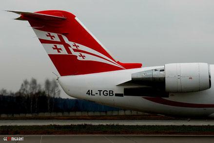 «Georgian Airways» открывает прямой рейс из Новосибирска в Тбилиси