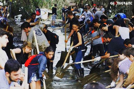 Илия II: Грузинская молодежь проявила поразительную жертвенность