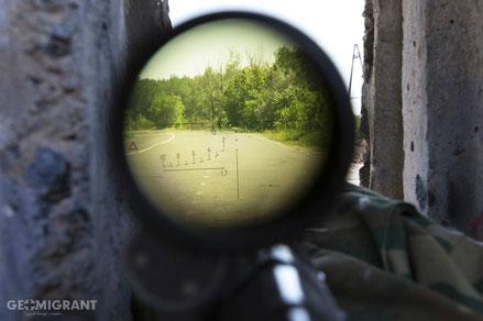 В Грузии разработана новая снайперская винтовка