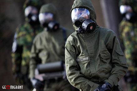 МИД России утверждает, что США проводят в Грузии испытания биологического оружия