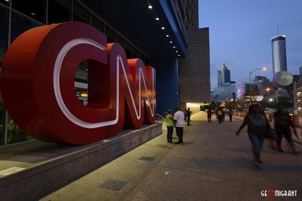 CNN и Euronews начали транслировать рекламные ролики о Грузии
