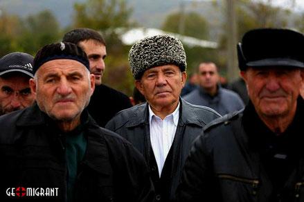 Панкисцы требуют безвизового режима с Чечней и Ингушетией