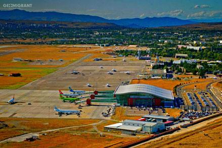 Тбилисскому Международному Аэропорту присвоено имя «Шота Руставели»