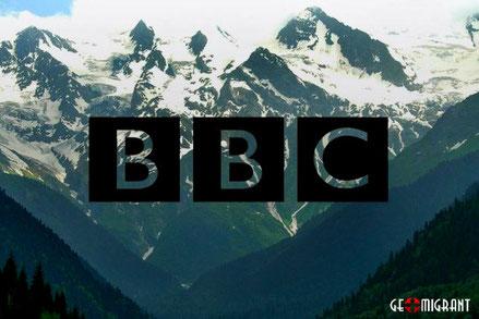 BBC: Могучие и легендарные поселения Европы - «Грузия»