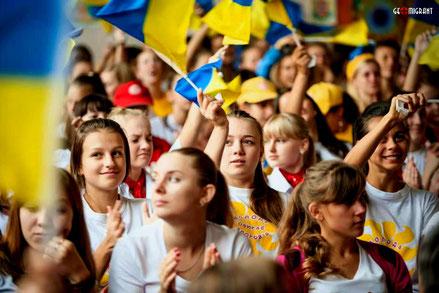 Это первая моя поездка... Дети из Славянска отправились на отдых в Грузию