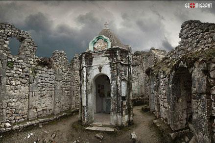 Абхазы хотят завладеть памятниками культурного наследия Грузии