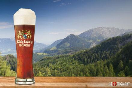 Королевское баварское пиво «Кальтенберг» будут разливать в Грузии