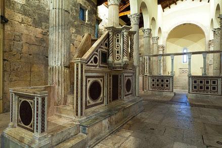 San Pietro in Albe, Abruzzo