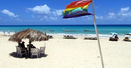 """Playa de """"Mi Cayito"""""""