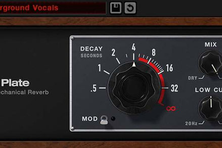 Little Plate Vintage Reverb by Soundtoys