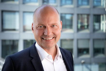 Auf diesem Foto sehen Sie Stefan Clotz, den Gründer und Eigentümer von cbtc