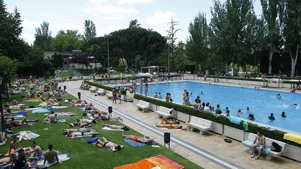piscina municipal la elipa la elipa si que flipa