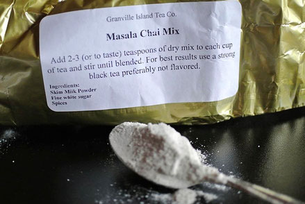 Masala Chai Mix