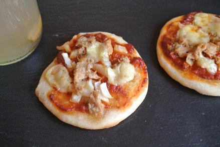 Pizzateig mit Hefewasser
