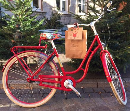 BATAVUS Brooklyn City Hannover Fahrradcafé