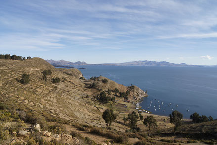 Wandern und Trekking in Bolicien mit BOLIVIENline