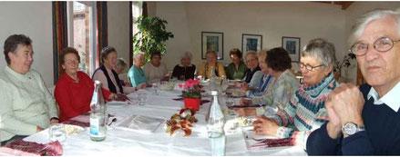 Mittagstisch im evangelischen Gemeindezentrum - Foto: Westrup