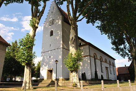 Kirche St. Johannes in Milte