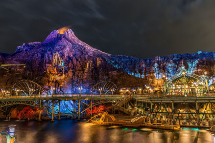 The Walt Disney Sea