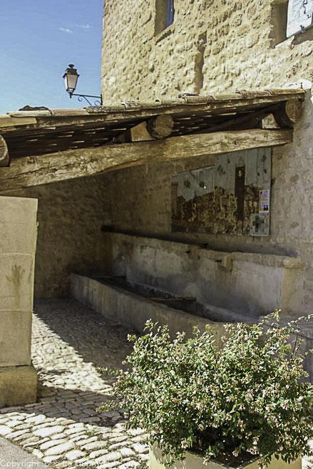 Bild: Waschhaus in Vienns