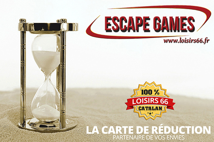 Réduction Escape Game Timezone Perpignan