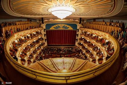 Грузинские артисты выступят на Большой сцене театра «Астана Опера»