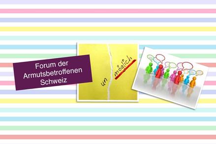 Forum der Armutsbetroffenen Schweiz; IG Integration Jetzt Basel