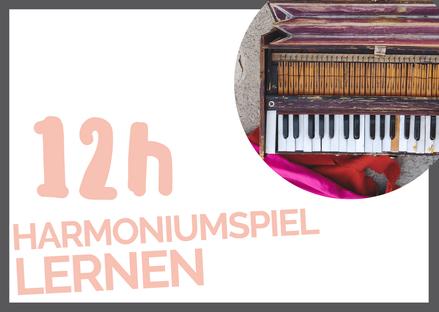 Harmonium spielen lernen Leverkusen Köln Düsseldorf