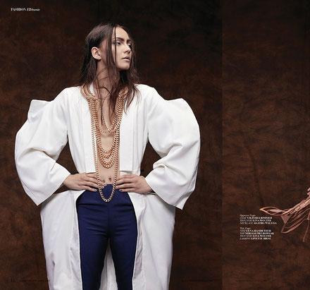 Photo: Tobias Freye | Fashion Editor: Okan Zafrak | ellementsmagazine.com