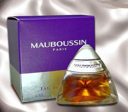 MAUBOUSSIN - MINIATURE EAU DE PARFUM 4 ML