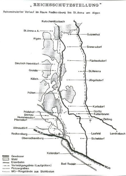 südliche Reichsschutzstellung