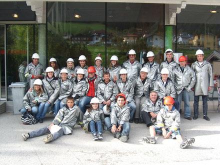 Vereinsreise ins Zillertal 2010