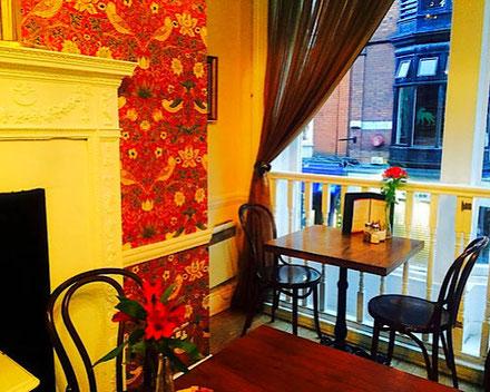 dining room cornucopia dublin ireland