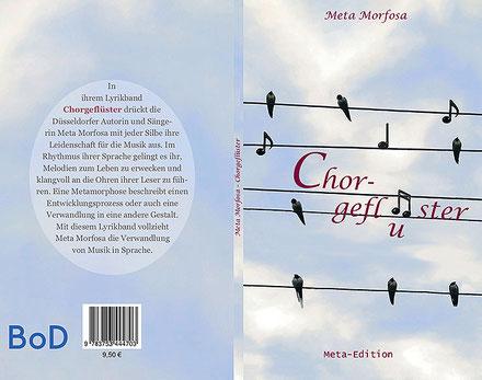 Buch Chorgeflüster von Karin Kreitmann