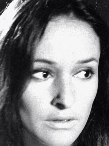 Pitsa Bournozou, 1945-2007,coll. Privée Lukia Bournozou ©