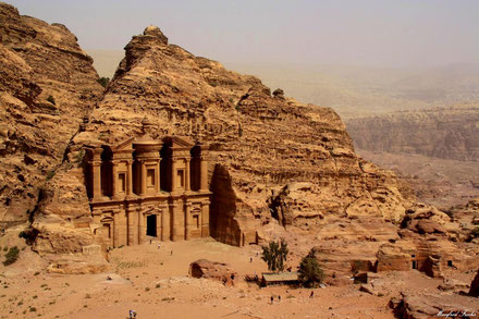 Jordanien - Ad Deir / Petra