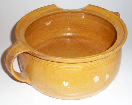 alte Kohrener Keramik Kohren-Sahlis Topf